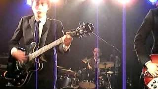 2007.10.06 浅草KURAWOOD 小林拳企画のライブ映像 曲名:NIGHT TIME.