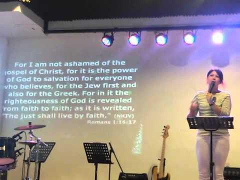 Grace Message (Ptra. Shiela Carlos Quito)