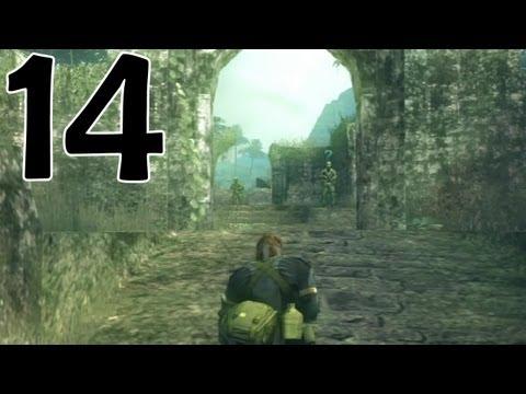 Metal Gear Solid HD - Peace Walker -14- Quetzal Hunting