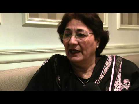 Hon. Khalida Rachid Khan - The Difference Women Judges Make