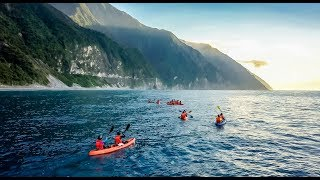 Qingshui Cliff Kayaking Hualien