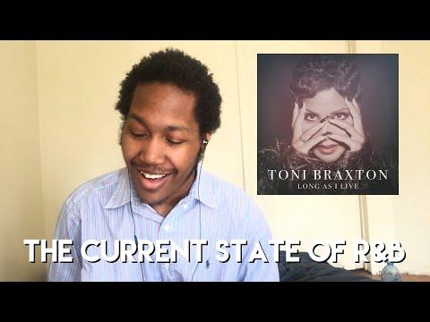 Toni Braxton - Long As I Live | Music Reaction