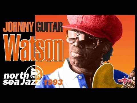 Johnny Guitar Watson - North Sea Jazz Festival 1993 - North Sea Jazz Festival, The Hague