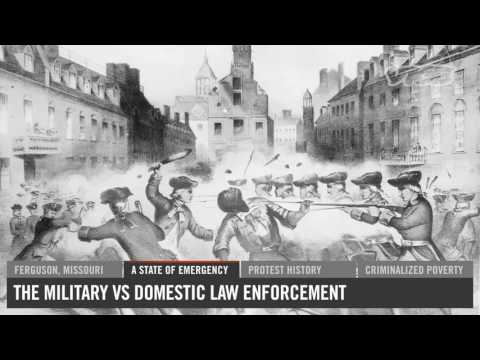 Radley Balko on the Militarization of Americas Police Force   VICE Meets