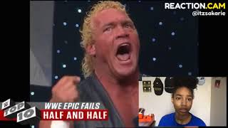 Epic Superstar fails: WWE Top 10, May 7, 2018 – REACTION.CAM