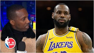 Rich Paul: LeBron James passing Kobe Bryant is a testament to his game | Hoop Streams