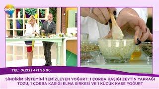 sindirim sistemini temizleyen yoğurt