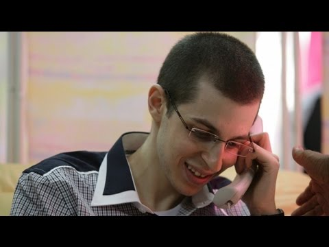Shalit calls for peace in first interview