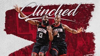Rockets Clinch Playoff Berth! Hold Mavs to Season Low 82 Point…