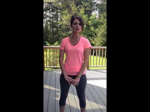 This girl gets it! My ALS Ice Bucket Challenge