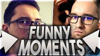 HUNTER I JEGO WONSZ   Funny Moments [#34] - Hunter