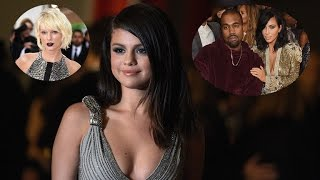 Selena Gomez Slams Drama Between Taylor Swift and Kanye West: 'This Industry Is So Disappointing'