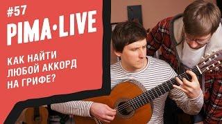 Как найти любой аккорд на Грифе | Уроки гитары