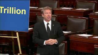 Rand Paul Blasts Republicans for Repealing Obamacare with Budget
