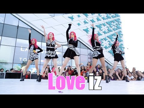 Love iz - 'Oa' | Debut Stage Perfomance | OPEN AIR 28.07.2019