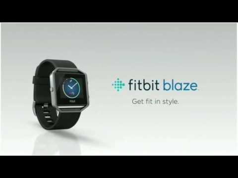 !Best Seller on Amazon - Smart Fitnes Watch Fitbit Blaze
