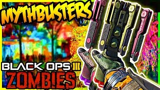INFINITE TRIPMINES!!! (Black Ops 3 ZOMBIES Mythbusters)