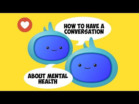 Free Video Tutorial - How to have a Conversation about Mental Health thumbnail
