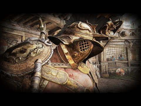 [For Honor] Warden Peaced Out - Gladiator Duels