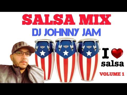 Old School Salsa Mix Vol.1 - DJ Johnny Jam