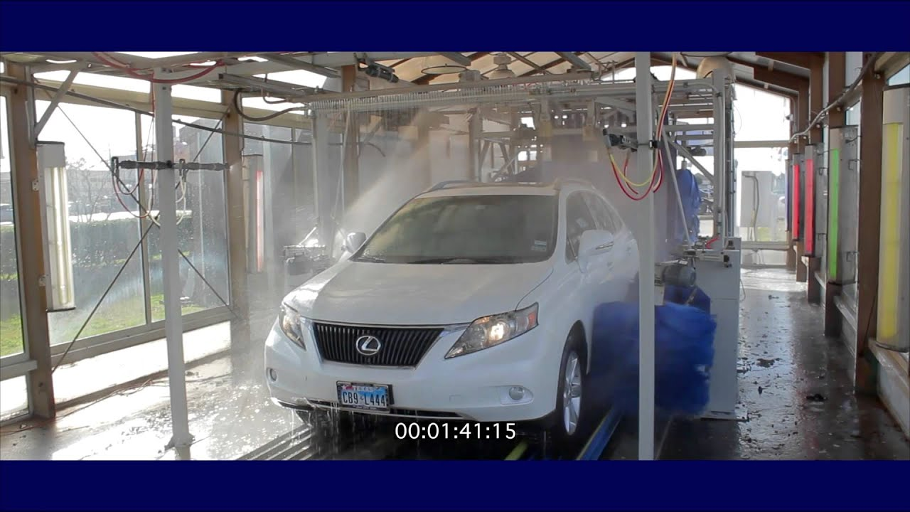 Autobase car wash equipment tunnel youtube