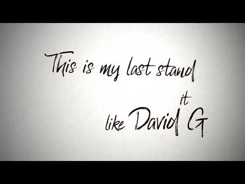 Cryptic Wisdom - Last Stand (Lyric Video) [Prod. Life & Death Productions]