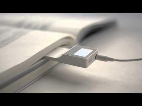COWON iAUDIO E3 MP3 & Pedometer
