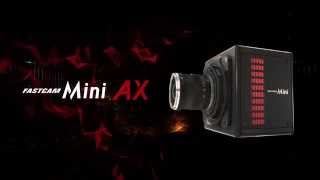Start Video Photron FASTCAM MiniAX