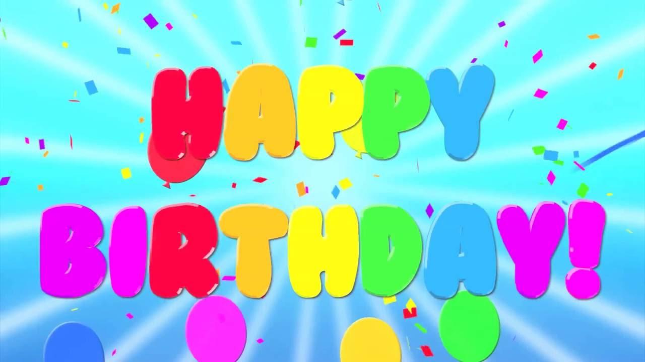 Happy Birthday Zara Youtube
