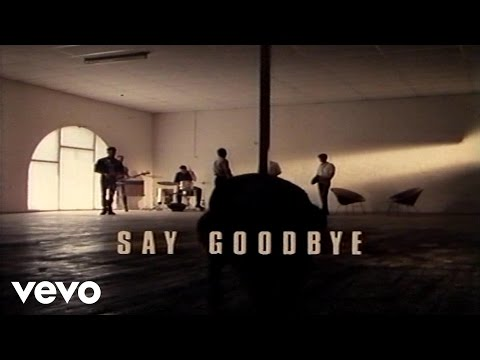 Hunters & Collectors - Say Goodbye