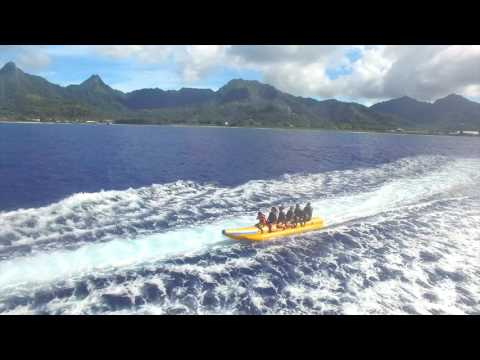 Cruising and Boating is a must in the Cook Islands