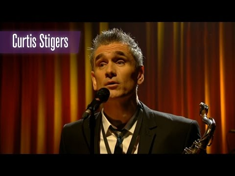 "Curtis Stigers  ""I Wonder Why""  The Late Late Show  RTÉ One"