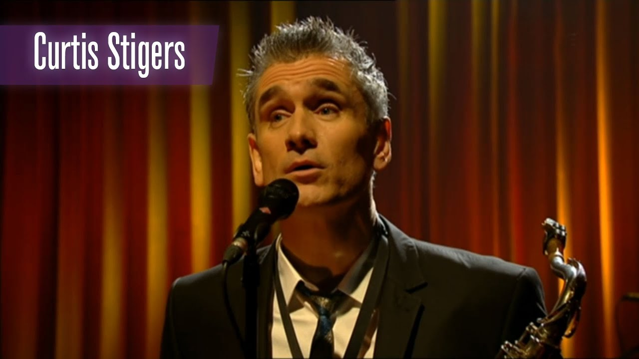 "Curtis Stigers - ""I Wonder Why"" 