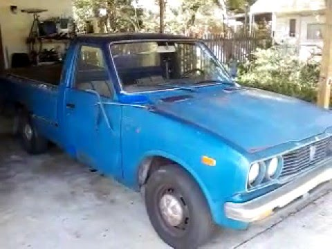 1978 Toyota Pickup/Hilux-Carb Problems-Part 2 - YouTube