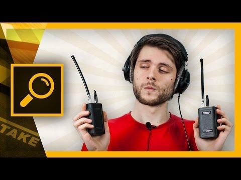 Saramonic SR-WM4C Wireless Microphone Review  Cinecomnet