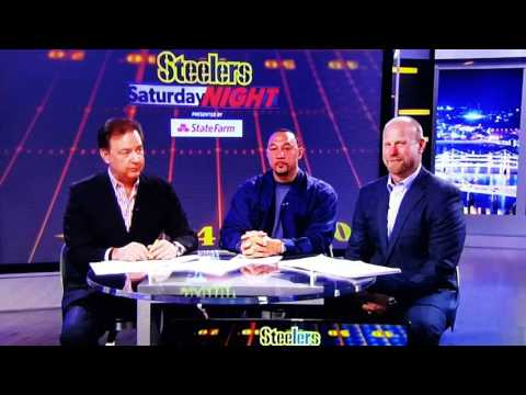 Charlie Batch, Bob Pompeani & Chris Hoke give their predictions for Steelers/Bengals game