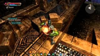 Kingdoms of Amalur: Reckoning - Teeth of Naros DLC Gameplay - PC - eVGA GTX 680