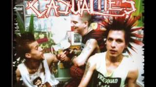 Watch Casualties 25 Years Too Late video