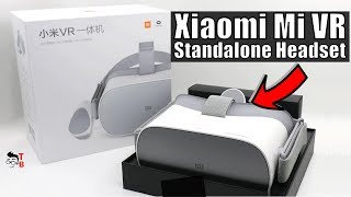 Xiaomi Mi VR Standalone Headset 2018: Is It The Same Oculus Go? Hands-on Preview