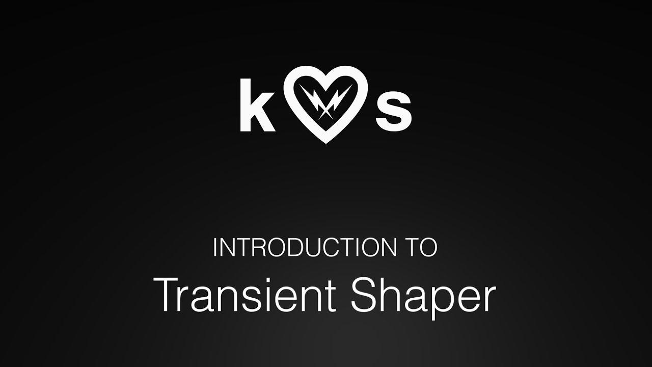 kiloHearts - Transient Shaper