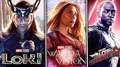 Alle 4 MARVEL Serien nach AVENGERS ENDGAME!