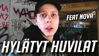 HYLÄTYT HUVILAT!! (PENTAGRAMMI!!) Feat Nova