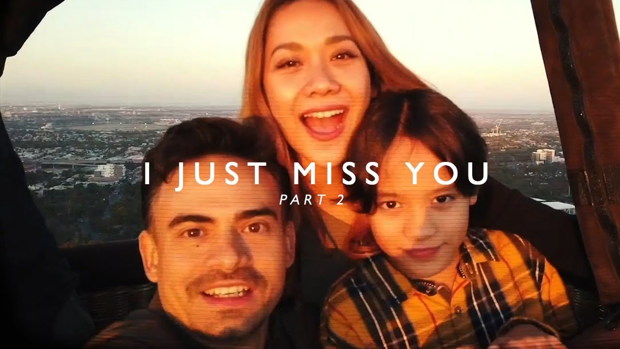 I Just Miss You — Part 2.