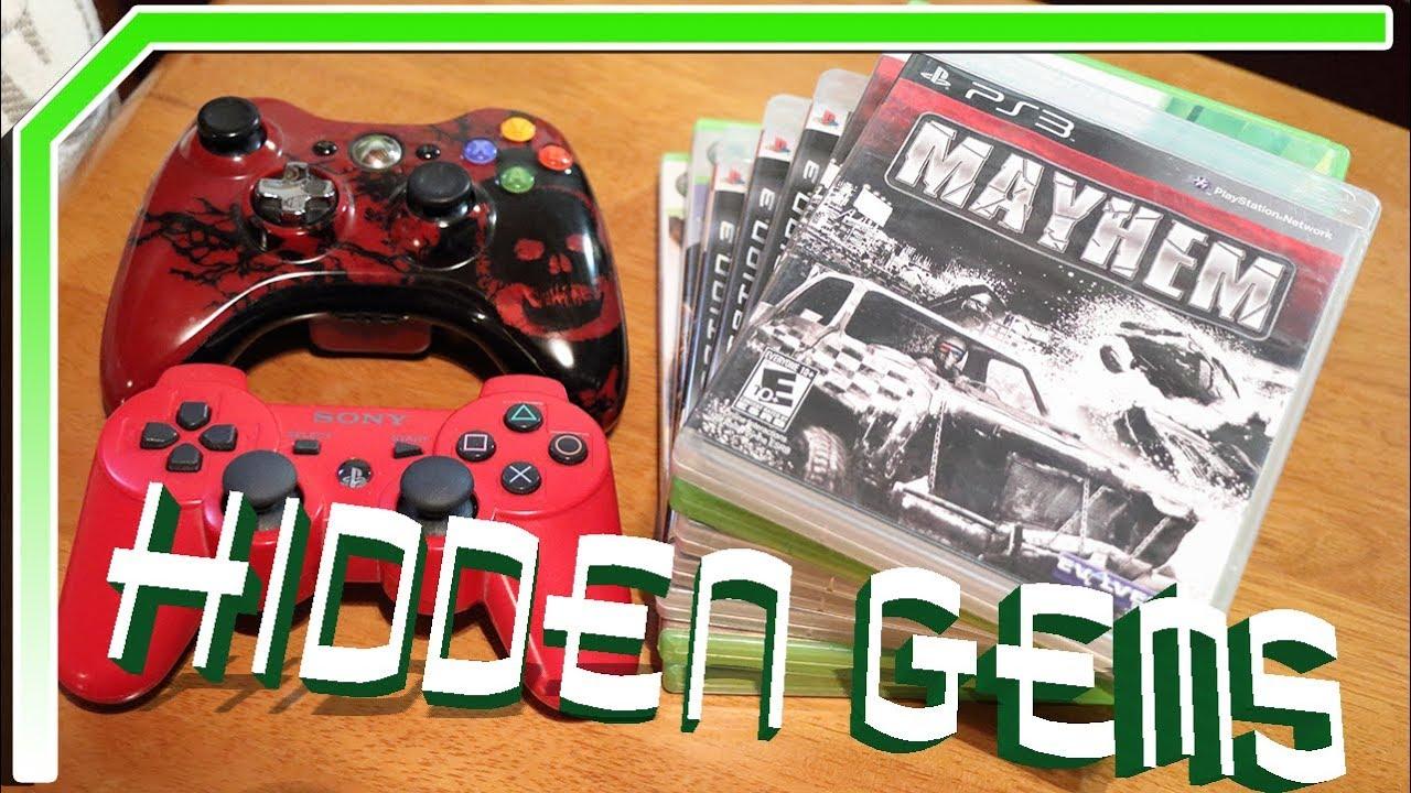 Hidden Gems For sony playstation 3 and microsoft xbox 360