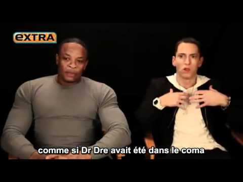 Eminem Dr Dre I need a doctor interview