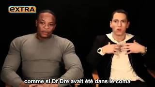 Download Eminem Dr Dre I need a doctor interview MP3 song and Music Video
