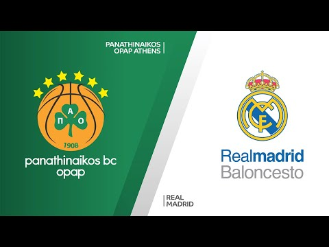 Panathinaikos OPAP Athens - Real Madrid Highlights | Turkish Airlines EuroLeague, RS Round 14