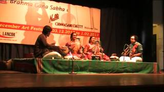 06 Thillana Hamsanandi SrividhyaSudha BrahmaGanaSabha
