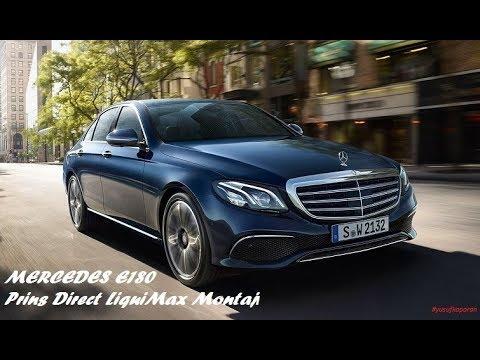 Mercedes E180 Cgi LPG