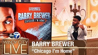 Chicago local Barry Brewer joined us to talk about his new special,...